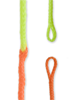 Hi-Viz Braid Indicator - spliced with loops